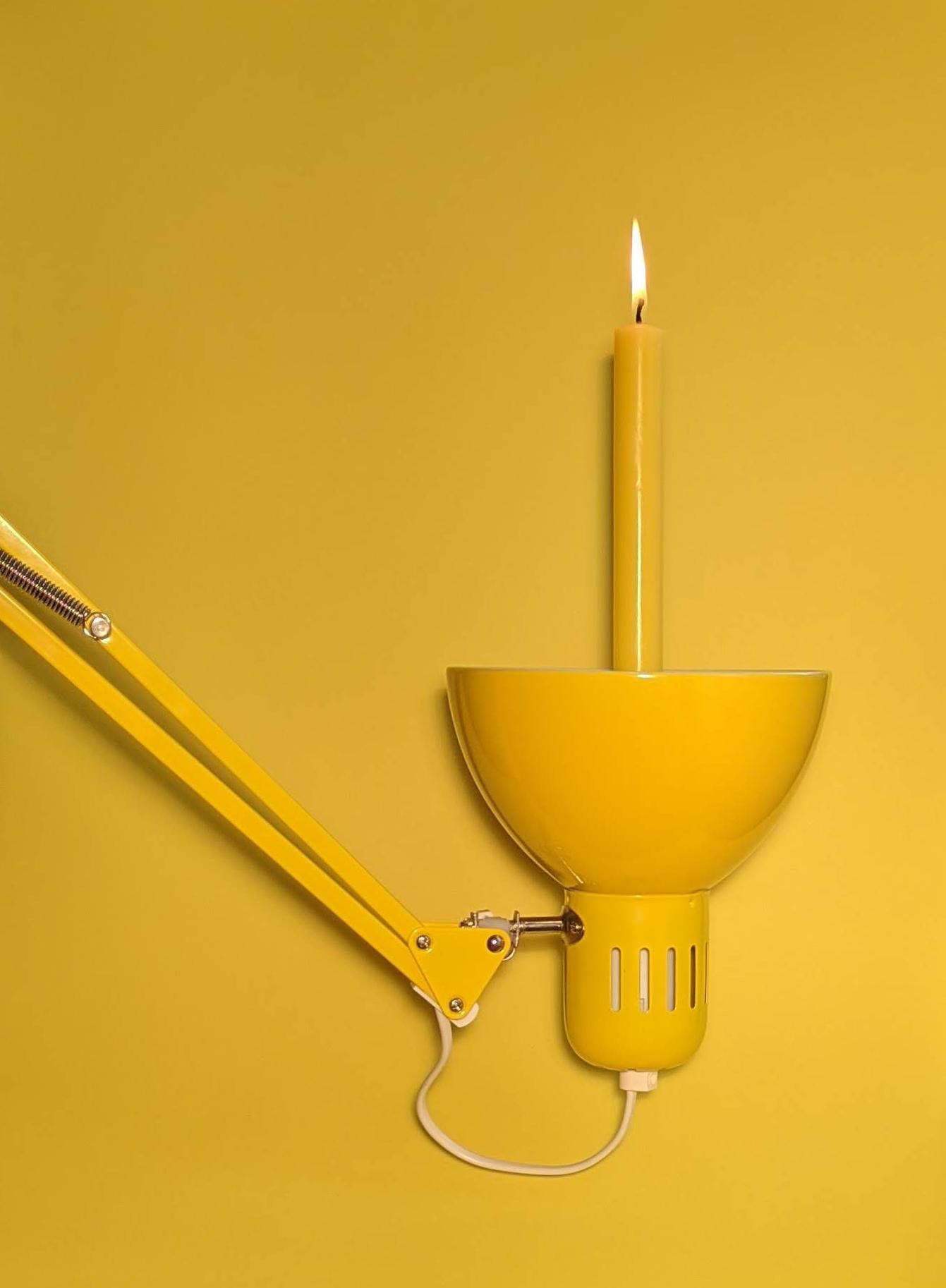 lampe gelb